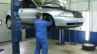 Как открыть капот Ford Mondeo 2005